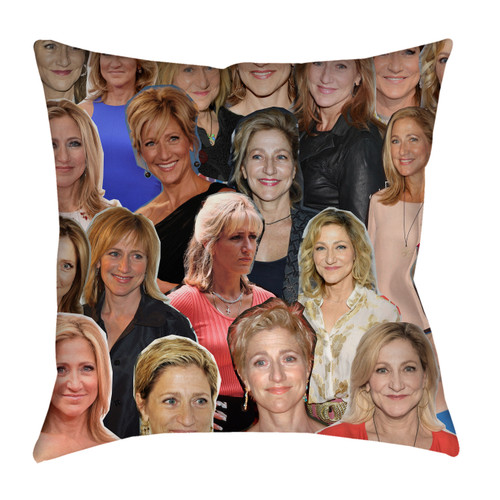 Edie Falco pillowcase