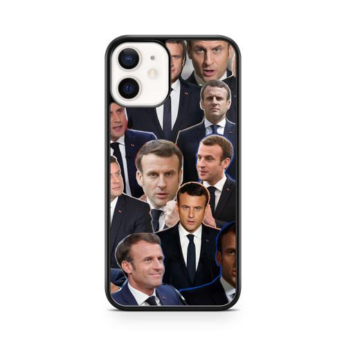 Emmanuel Macron phone case 12