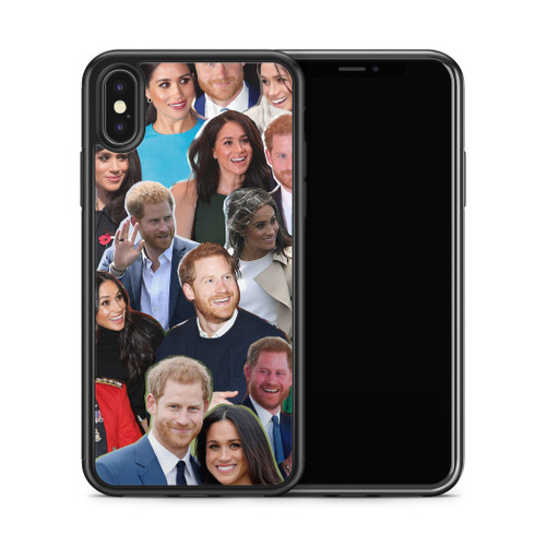 Harry and Meghan phonecase X
