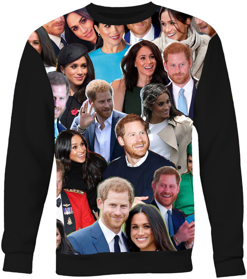 Harry and Meghan sweatshirt
