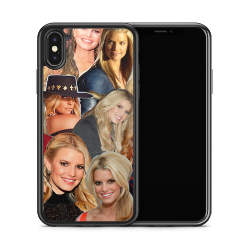 Jessica Simpson phone case X