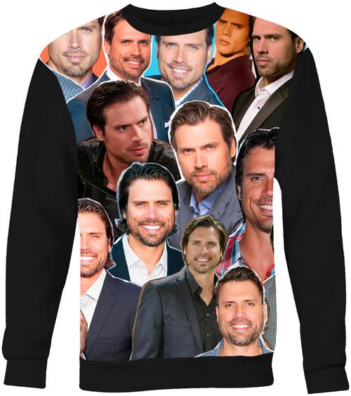 Joshua Morrow sweatshirt