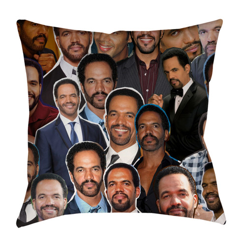 Kristoff St. John pillowcase
