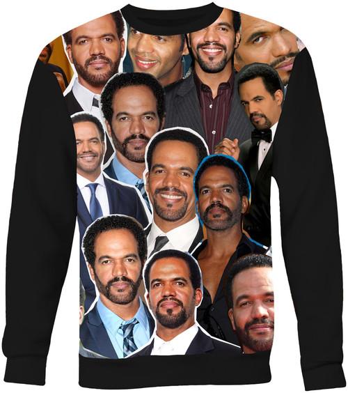 Kristoff St. John sweatshirt