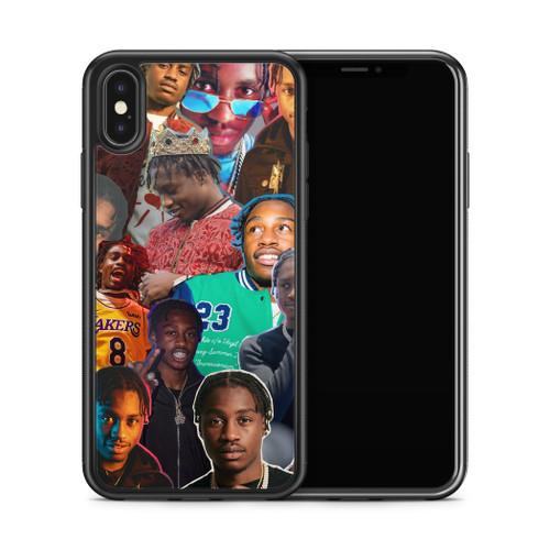 Lil Tjay phone case X