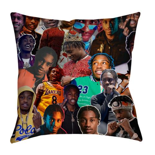Lil Tjay pillowcase