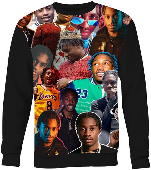 Lil Tjay sweatshirt