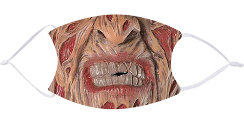 Freddy Krueger Face Mask with Filters