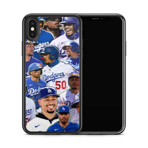 Mookie Betts phone case X