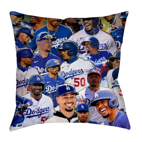 Mookie Betts pillowcase