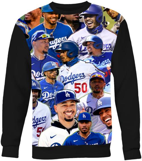 Mookie Betts sweatshirt