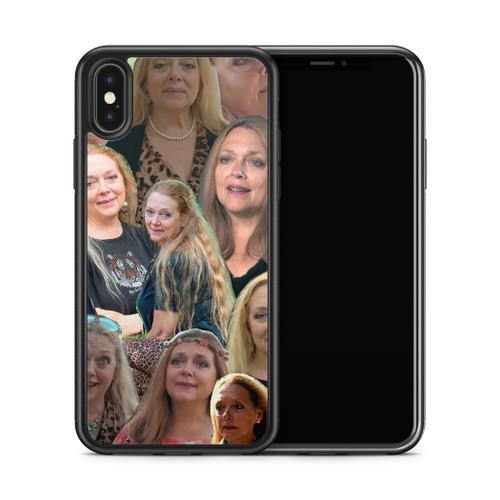 Carole Baskin phone case X
