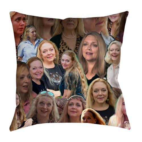 Carole Baskin pillowcase