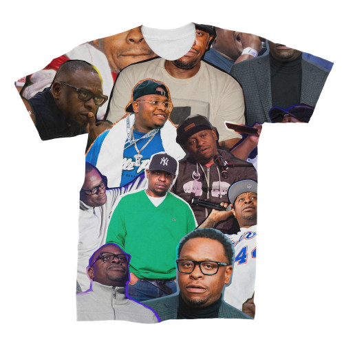 Scarface The Rapper  t-shirt