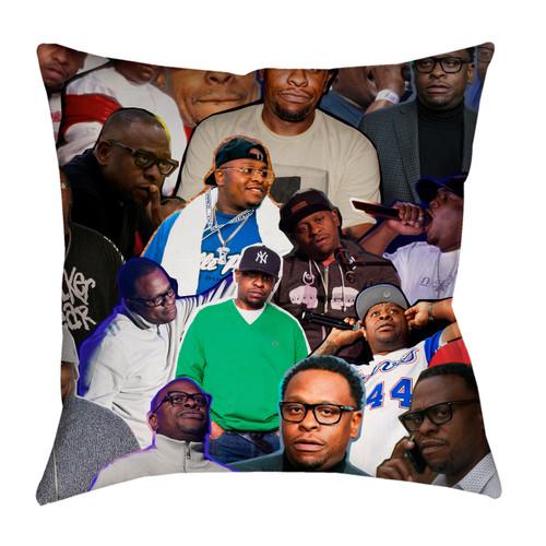 Scarface The Rapper pillowcase