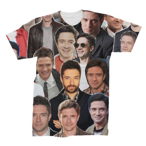 Topher Grace t-shirt