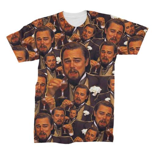 Leonardo Dicaprio Meme T-Shirt