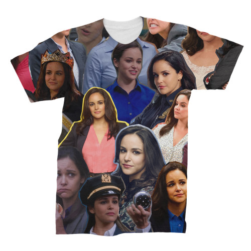 Amy Santiago Brooklyn 99 t-shirt