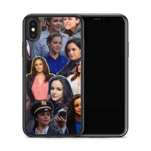 Amy Santiago Brooklyn 99 phone case X