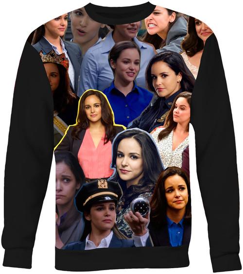 Amy Santiago Brooklyn 99 sweatshirt