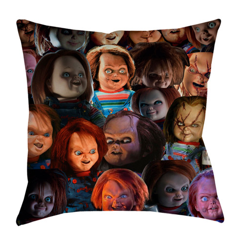 Chucky pillowcase