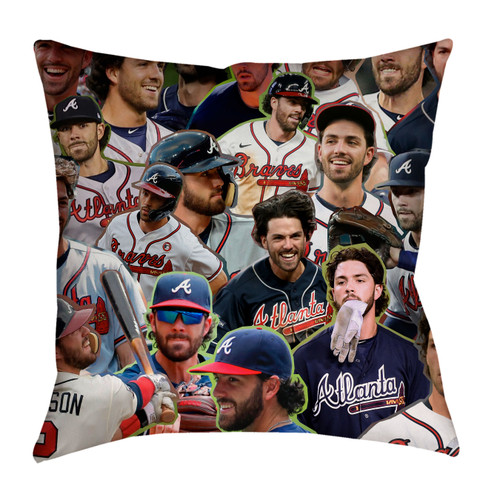 Dansby Swanson pillowcase