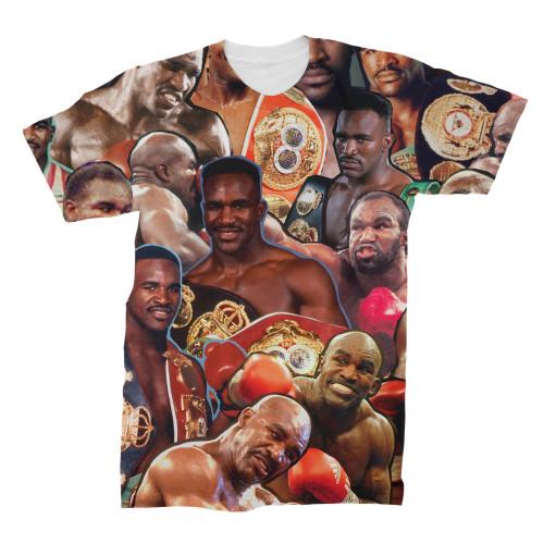 Evander Holyfield t-shirt