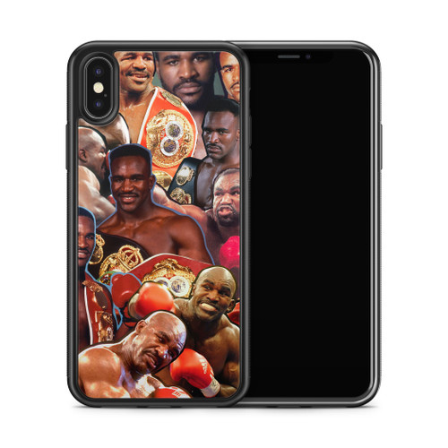 Evander Holyfield phone case X