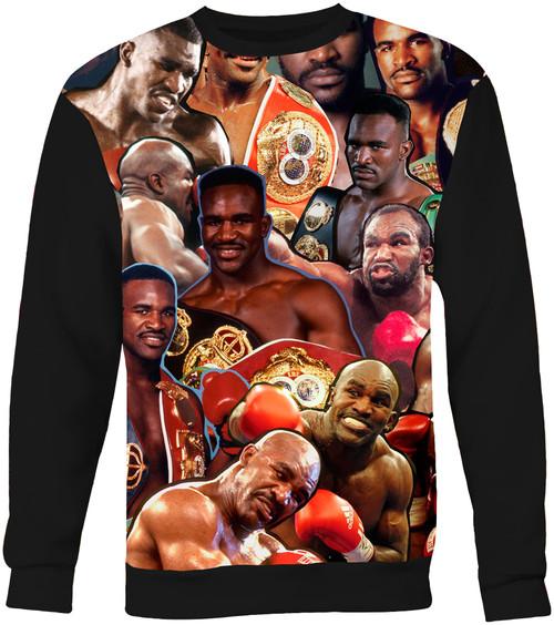 Evander Holyfield sweatshirt