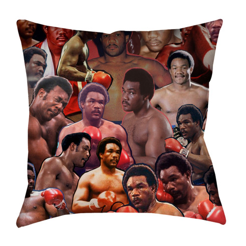 George Foreman pillowcase