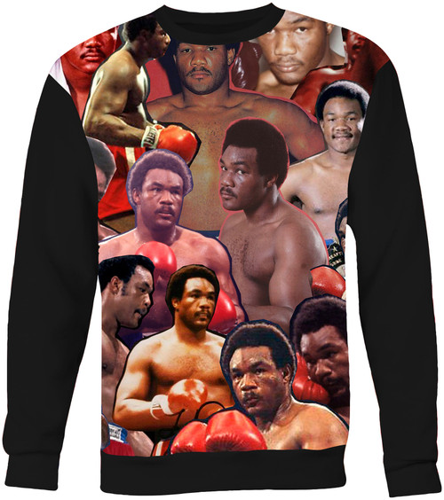 George Foreman sweatshirt