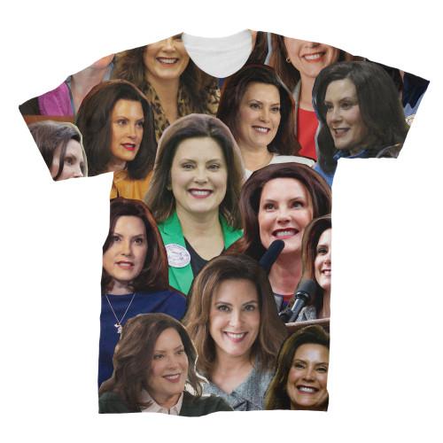 Gretchen Whitmer t-shirt