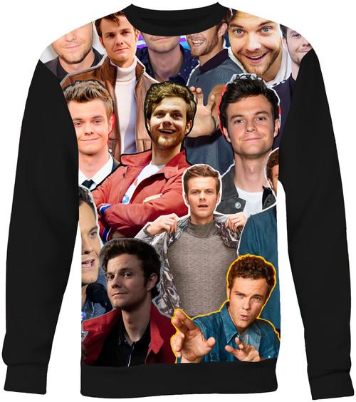 Jack Quaid sweatshirt
