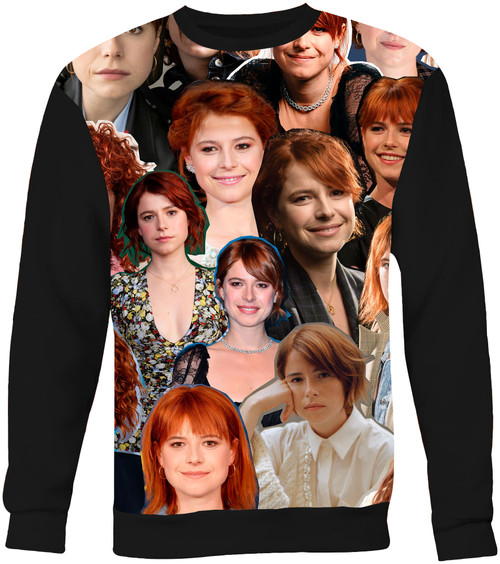 Jessie Buckley sweatshirt