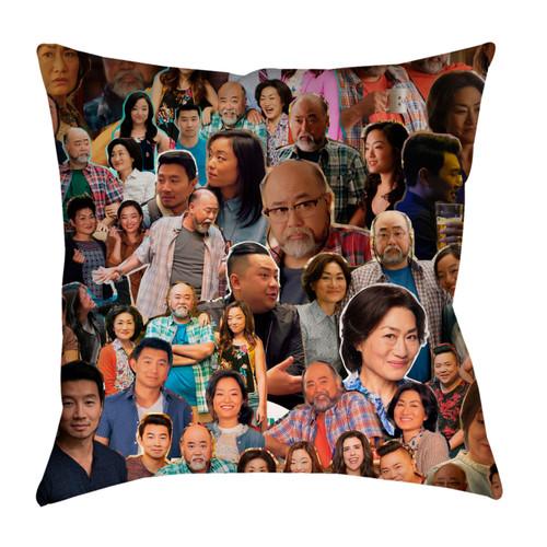 Kim's Convenience pillowcase
