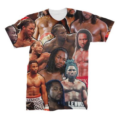 Lennox Lewis t-shirt
