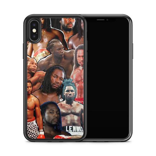 Lennox Lewis phone case X