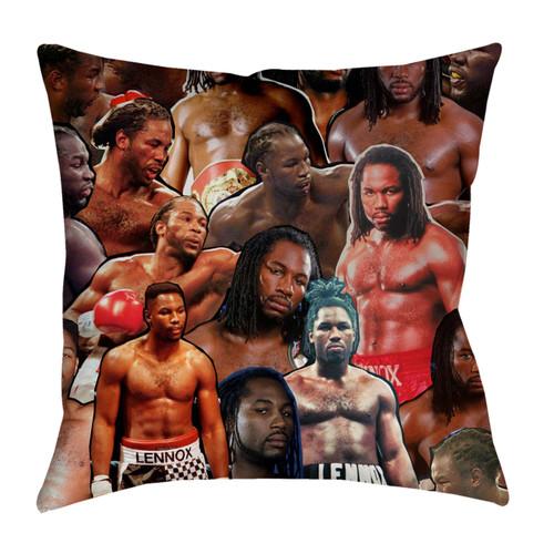 Lennox Lewis pillowcase