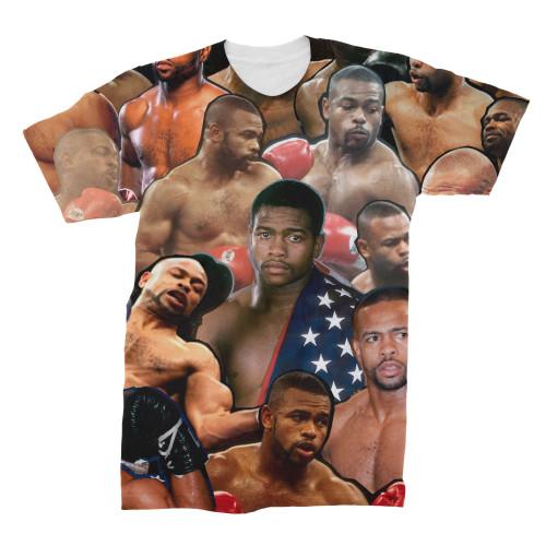 Roy Jones Jr. t-shirt