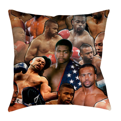 Roy Jones Jr. pillowcase
