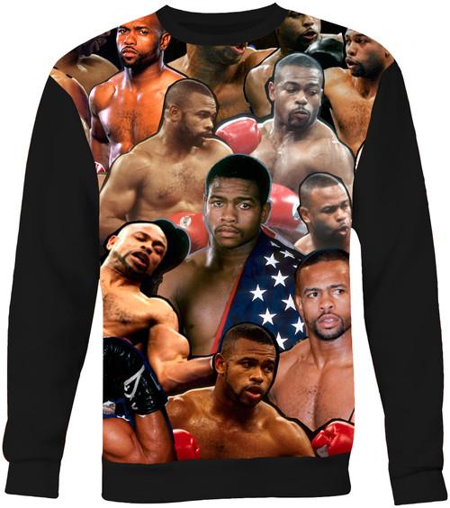 Roy Jones Jr. sweatshirt
