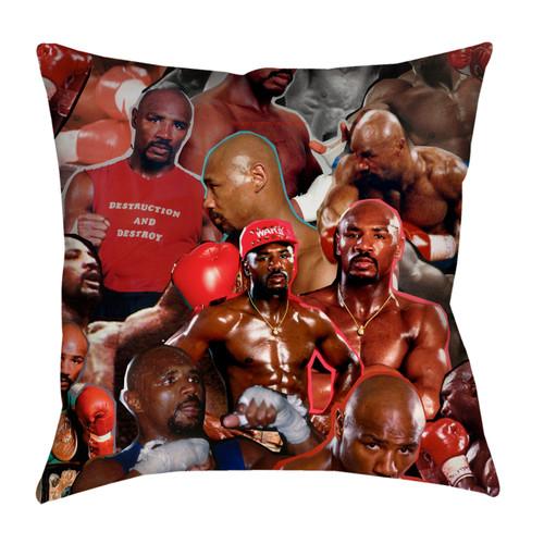 Marvelous Marvin Hagler pillowcase