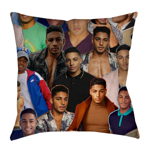 Michael Evans Behling pillowcase