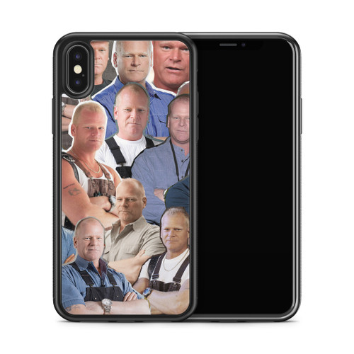 Mike Holmes phone case X