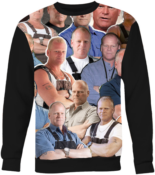 Mike Holmes sweatshirt
