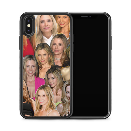 Mira Sorvino phone case X