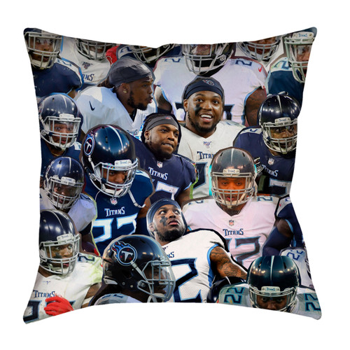 Derrick Henry pillowcase
