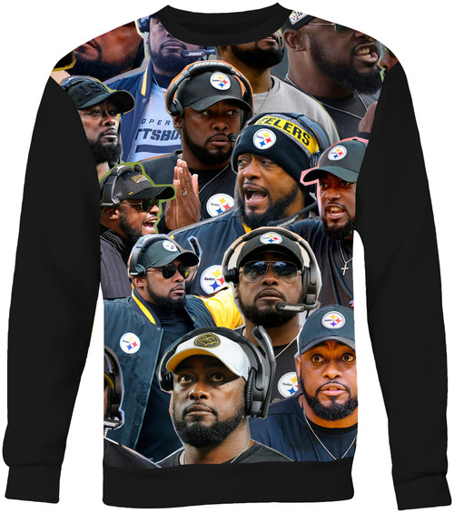 Mike Tomlin sweatshirt