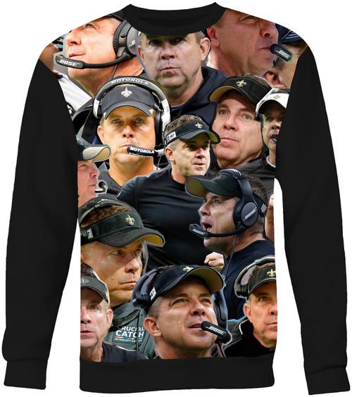 Sean Payton sweatshirt