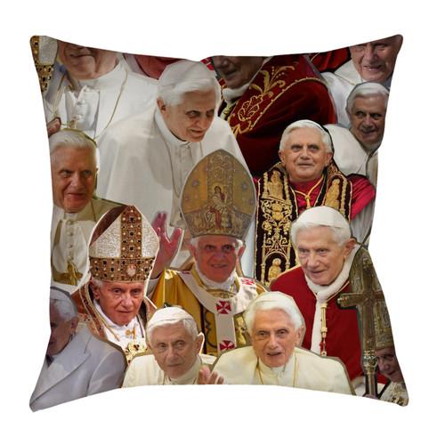 Pope Benedict XVI pillowcase